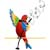 Music, Dance and the Avian Brain